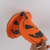 Halloween Thanksgiving Party Favor Supplies Pumpkin Shape Disposable paper plates napkins Dinnerware Set
