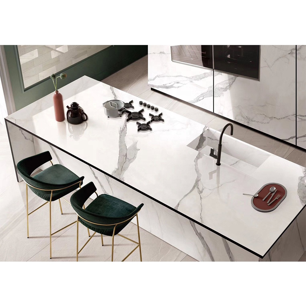 High Quality Marble Design Rock Tile Factory Customized Dining Table Top    Buy Dining Table Top,High Quality Table Top,Marble Dining Table Top Product  ...