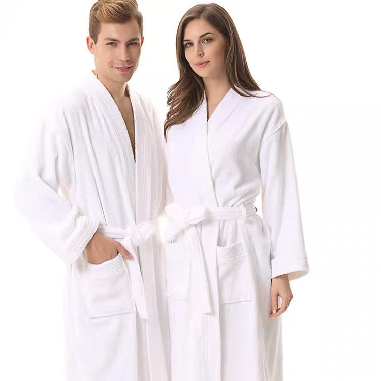PERSONALISED Mens LUXURY Super Soft Shawl Collar Dressing Gown Robe Bathrobe GIFT