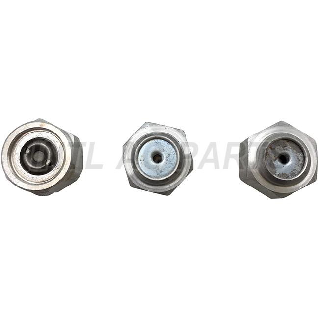 Auto Ac Compressor Pressure Relief Valve with copper and aluminum material