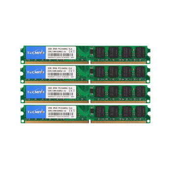 Factory price DDR2 2GB memoria RAM PC2 6400U 800MHZ UDIMM PC Ram Memory Compatible with All motherboard
