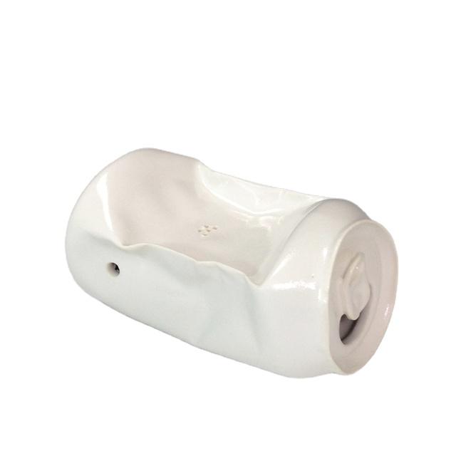 New Product Custom White Ceramic Smoking Pipes Beer Can Pipe - Buy Ceramic  Can Pipe,Ceramic Pipes Smoking,Beer Can Pipe Product on Alibaba.com