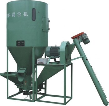 500kg/h Electric Feed Grinder Mixer for Sale