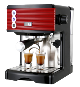 NEW-Household Espresso Machine-CRM3601