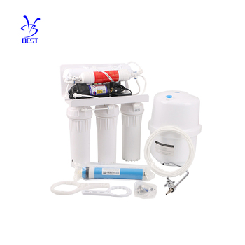 Best selling products PH value 7.2-8.5 Reverse osmosis alkaline system water filter