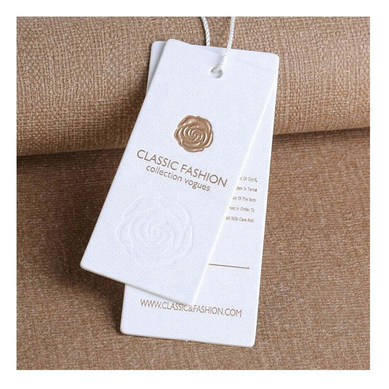 Manufacturing Simple Design Custom Paper Card 3d Swing Ticket Clothing Fashion Tag Custom Tags Hang Tag Buy Hang Tag Custom Tags Fashion Tag Product