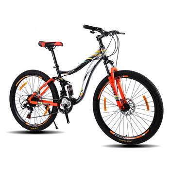 low price cycle carbon fiber mountain bicycle full suspension titanium 26 inches cycles frame parts fat tire bicycle