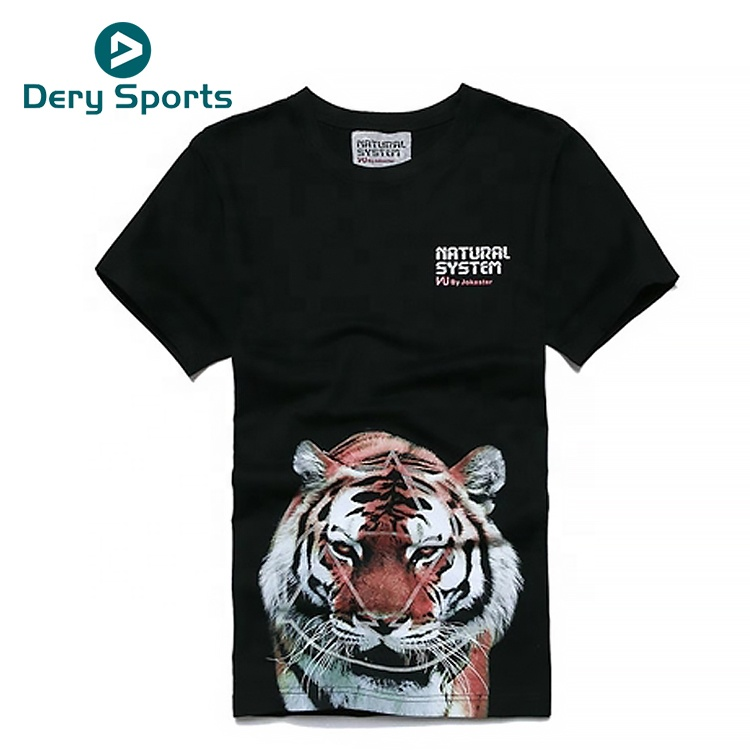 Front /& Back Print M Siberian White Bengal Tiger Pack 100/% Cotton T-Shirt XL