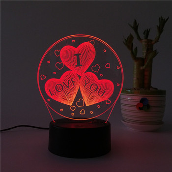 children RGB gift OEM Colors Changing Creative LED Night Light Decoration Lamp Nightlight great gift for kids