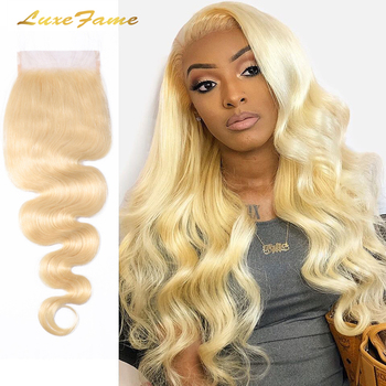 Excellent Quality Transparent 5x5 613 Body Wave Closure,Wholesale Hand Tied Lace Closure,Frontal Closure Hair