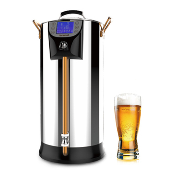 DIY home beer brewing equipment Mashing tun craft beer brewing
