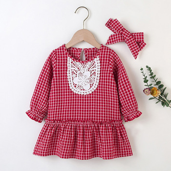 New Fashion Latest Baby Frocks Designs Dresses Kids Baby Girls Floral Stripe Printed Wear Children Clothes Dresses