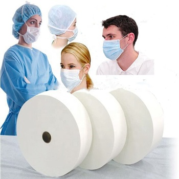 face mask filter meltblown nonwoven fabric bfe99 melt-blown pbt melt-blown nonwoven fabric non woven fabric rolls