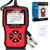 VIDENT iBT200 9V-36V Battery Tester for 12V Passenger Cars and 24V Heavy Duty Trucks 100 to 2000CCA Car Battery Analyzer