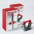 New design wall mounted  storage single mop and broom holder  with sticker & screw