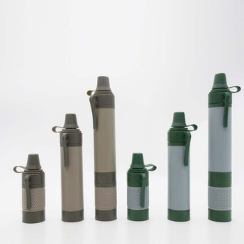 Good Quality Emergency Survival Equipment Mini Filtration Purifier, Portable Personal Emergency Preparedness Supply Water Filter