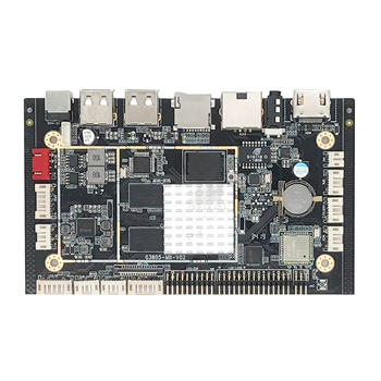 Stock Rockchip RK3368 development board with LVDS EDP Display motherboard pcba mainboard open root authority