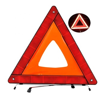Reflective Warning Road Safety Triangle Kit car safety reflector emergency mark