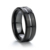 tungsten carbide rings high quality wedding ring silver Band, Modern Mysterious Look Band tungsten ring one pair silver