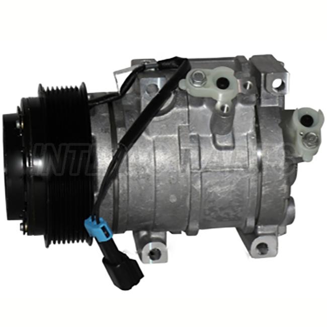 Auto Ac compressor For John Deere Combine(s) S650  S660  AH236432