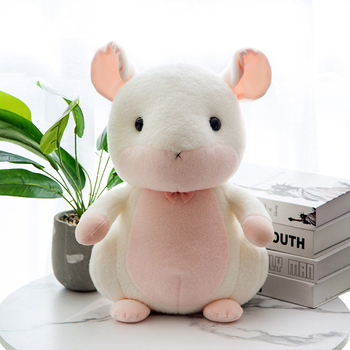 And Speaking 2019 New Design All Natural Wholesale Promotion Gray Simulation Rat Mice Cute Baby Mouse Stuffed Animal Plush Toy
