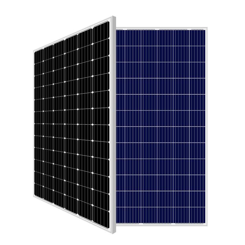 Paneles Solares Mayorista 270w 280w 290w 300w 350w 450 550 640 Monocrystalline Poly Mono Solar