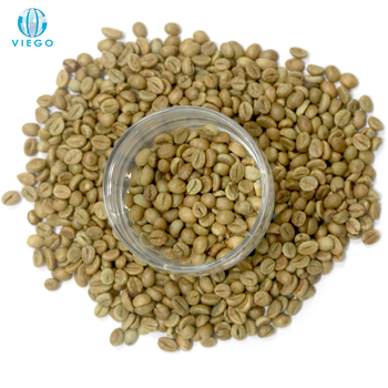 High Quality Vietnam Robusta Green Coffee Beans At Cheap Price, Unwashed Grade 1 Screen 16, Standard Fresh