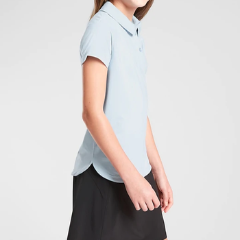 Popular Korean School Girls Uniform Picture Uniform Shirts for School
