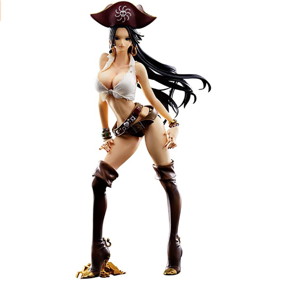 Hancock nude boa One Piece