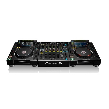 NEW END OF THE YEAR PROMO Pioneer dj of CDJ-2000 Nexus (2) CD Players 1 DJM-2000 Nexus DJ Mixer Ready to ship