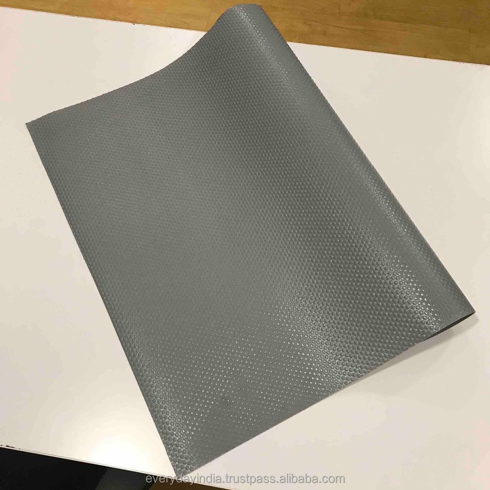 IMS 60 x 500CM EVA Plastico Protector para Cocina Cajones Alfombras Antideslizante Non Adhesivo para Mueble Gris Revestimiento Antideslizante para Caj/ón Organizador Alfombrillas para Fregadero