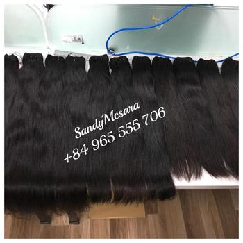 100% natural Human hair- All cuticle aligned hair- The big wholesale supplier for many countries