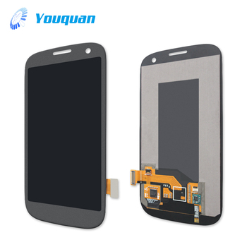 Low price screen display assembly with touch panel for samsung galaxy s3 neo i9301i