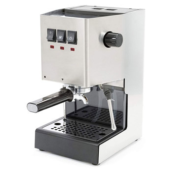 Ga g g i a RI938046 Classic Pro Espresso Machine, Solid, Brushed Stainless Steel