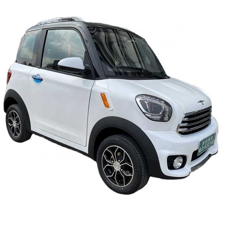 Chinese comfortable 4 seats electric car with EEC