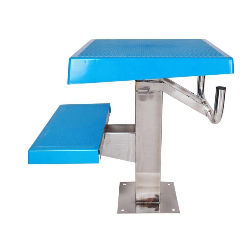 Standard Two Step Swimming Diving Board/Swimming Diving Platform/Starting Blocks