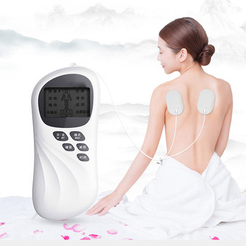 Modern science and technology combined with Chinese medicine digital therapy machine for health