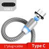 Tipe C kabel --- Perak
