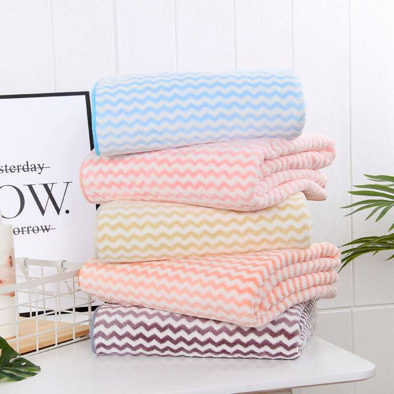 Wool Thickened Absorbent Bath Towel Wholesale Microfiber Quick Drying Gift Soft Buy Custom Towels Dkny Embroidered Product On Alibaba Com