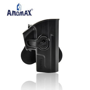 Amomax Cytac Adjustable MOLLE Tactical Thigh Holsters Pistols Handgun Drop Leg Holsters for Sig Sauer SP2022