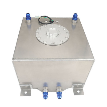 20L 5 Gallon racing fuel cell tank with Sensor Cap and Foam