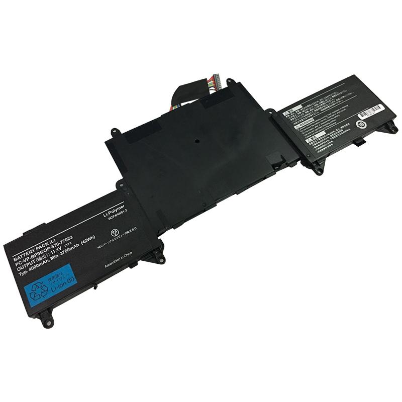 PC-VP-BP95 notebook battery for NEC Lavie Lz750 PC-VP-BP95 original laptop battery 11.1V 4000MAH PC-VP-BP95