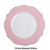 Merah muda plate