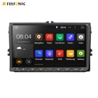 Car For Flysonic Universal Double Din Android Touch Screen Car Dvd Player For VW
