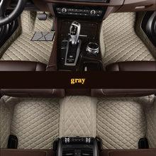 Автомобильные коврики HLFNTF на заказ, коврики для mercedes benz W169 A180 W176 A180 A200 CLK200 GL450 S320 C E S series и т. Д.(Китай)