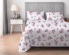floral bed sheets set
