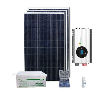 New product solar energy powered simple home solar system