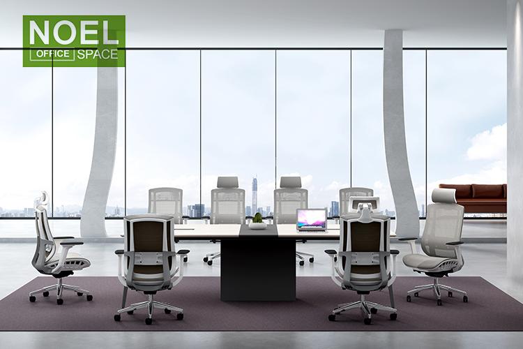 Современный удобный Офисный Компьютерный игровой Сетчатый регулируемый эргономичный стул