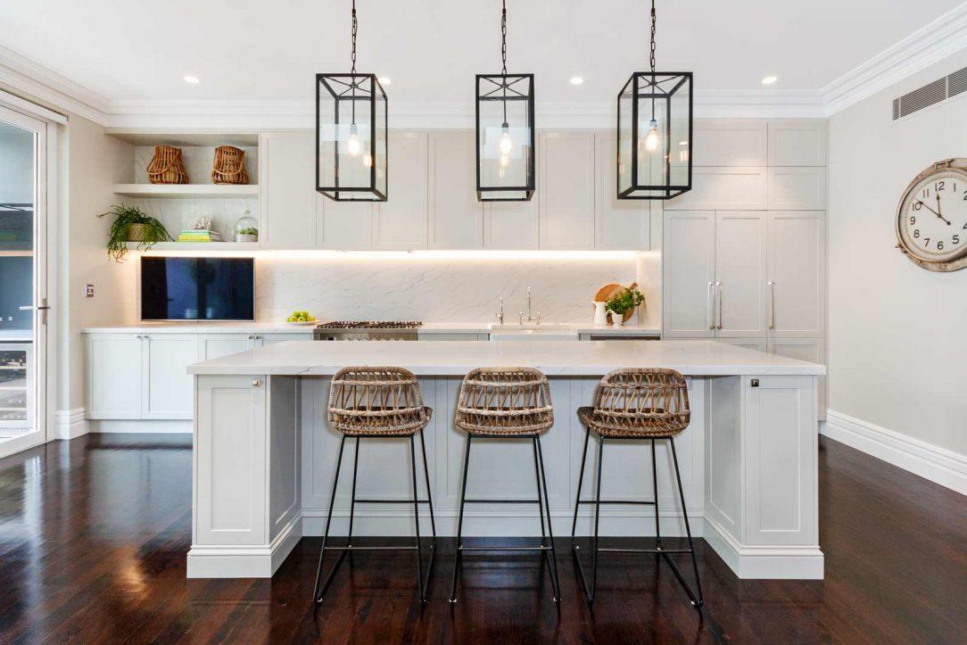 Pa Custom Design Luxury Kitchen Island Furniture Membrane Modern Kitchen Cabinets Buy Pa Kitchen Pa Kitchen Shaker Style Kitchen Cabinet Designs Product On Alibaba Com