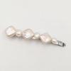 Diamant perle-argent